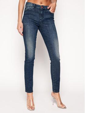 Armani Exchange Armani Exchange Jeansy Skinny Fit 3HYJ01 Y2NPZ 1500 Granatowy Super Skinny Fit
