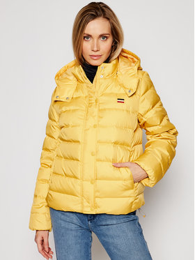 Levi's® Levi's® Vatovaná bunda Core Down 22646-0003 Žlutá Regular Fit