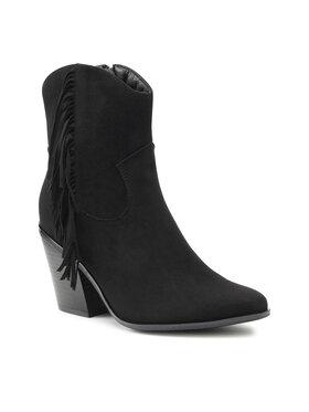 Jenny Fairy Jenny Fairy Členková obuv LS5284-18 Čierna