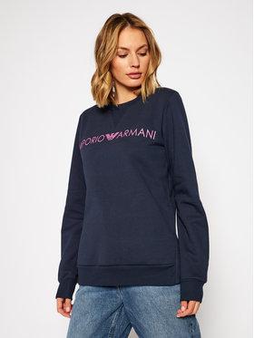 Emporio Armani Underwear Emporio Armani Underwear Bluza 164262 0A250 00637 Granatowy Regular Fit
