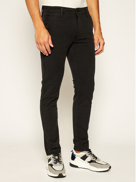 Levi's® Levi's® Regular Fit Jeans Standard Taper Chino II 17196-0005 Schwarz Regular Fit