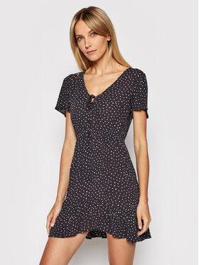 Billabong Billabong Sukienka letnia Day Trippin W3DR26 BIP1 Czarny Regular Fit