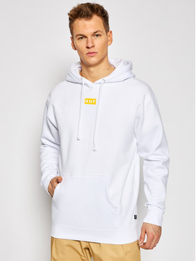 HUF HUF Pulóver KILL BILL Bride PF00403 Fehér Regular Fit
