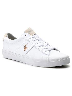 Polo Ralph Lauren Polo Ralph Lauren Sneakers aus Stoff Sayer 816749369003 Weiß