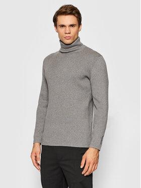 Calvin Klein Jeans Calvin Klein Jeans Golf J30J318815 Szary Slim Fit