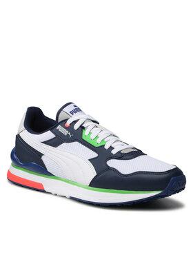 Puma Puma Sneakersy R78 Futr 374895 04 Granatowy