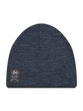 Buff Buff Čepice Knitted & Polar Hat 113519.787.10.00 Tmavomodrá