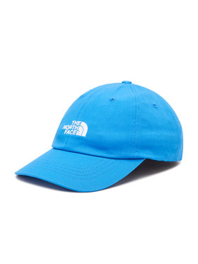 The North Face The North Face Шапка с козирка Norm Hat NF0A3SH3W8G1 Син