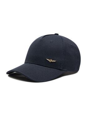 Aeronautica Militare Aeronautica Militare Șapcă Cappellino 211HA1073CT2848 Bleumarin