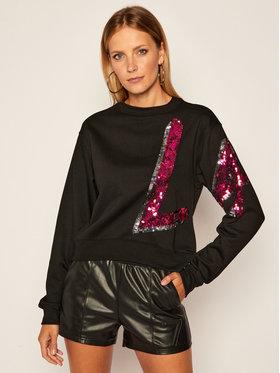 Guess Guess Sweatshirt Jenny W0YQ77 K8800 Schwarz Regular Fit