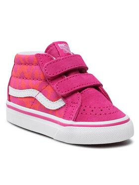 Vans Vans Sneakersy Sk-8-Mid Reissue V VN0A5DXD34L1 Różowy