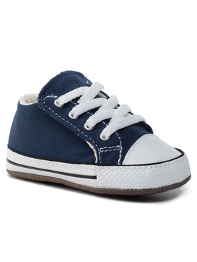 Converse Converse Πάνινα παπούτσια Ctas Cribster Mid 865158C Σκούρο μπλε