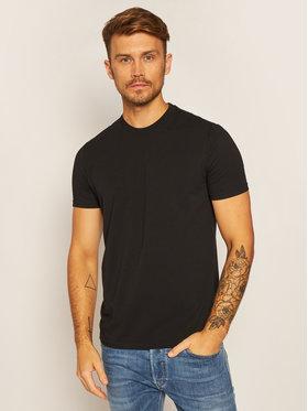 Dsquared2 Underwear Dsquared2 Underwear 2er-Set T-Shirts DCX200030 Schwarz Regular Fit