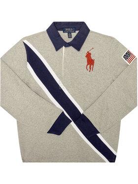 Polo Ralph Lauren Polo Ralph Lauren Pólóing Summer II 323786428001 Szürke Regular Fit