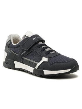 Geox Geox Laisvalaikio batai J Alfier B. A J046NA 0AU14 C0661 D Tamsiai mėlyna