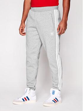 adidas adidas Spodnie dresowe Classics GN3530 Szary Fitted Fit