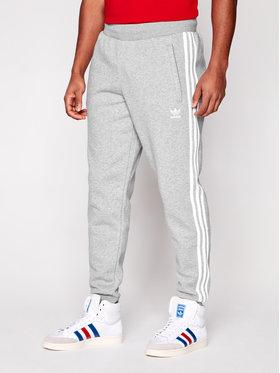 adidas adidas Teplákové kalhoty Classics GN3530 Šedá Fitted Fit