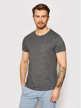 Tommy Jeans Tommy Jeans T-shirt Jaspe DM0DM09586 Siva Slim Fit