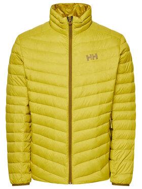 Helly Hansen Helly Hansen Kurtka puchowa Verglas 63006 Żółty Regular Fit