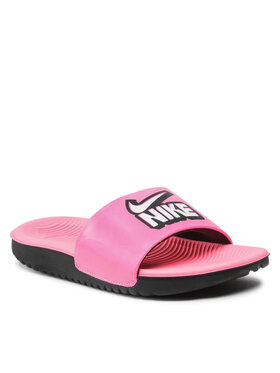 Nike Nike Klapki Kawa Slide Fun (GS/PS) DD3242 600 Różowy