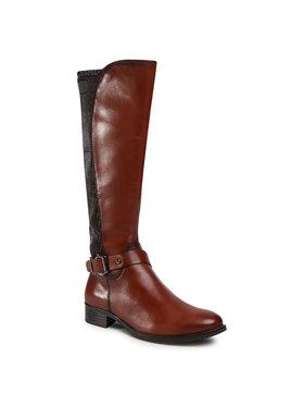 Caprice Caprice Stivali al ginocchio 9-25509-25 Marrone