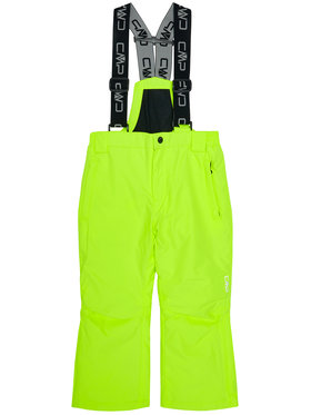 CMP CMP Pantalon de ski 3W15994 Jaune Regular Fit