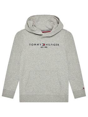 Tommy Hilfiger Tommy Hilfiger Суитшърт Essential KS0KS00213 Сив Regular Fit