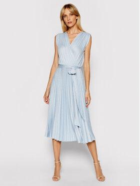 Nissa Nissa Φόρεμα κοκτέιλ RC12087 Μπλε Regular Fit