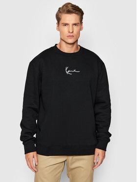 Karl Kani Karl Kani Bluză Small Signature 6020163 Negru Regular Fit