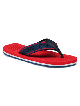 Pepe Jeans Pepe Jeans Flip flop Off Beach Tape PBS70038 Bleumarin