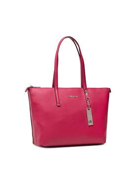 Calvin Klein Calvin Klein Rankinė Shopper Md K60K608283 Rožinė