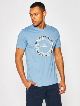 O'Neill Tričko Makena 0A2307 Modrá Regular Fit