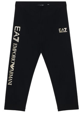EA7 Emporio Armani EA7 Emporio Armani Leggings 3KFP51 FJ01Z 1200 Fekete Slim Fit