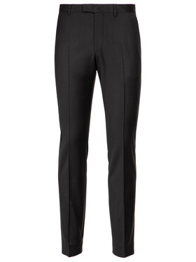 Joop! Joop! Společenské kalhoty 30003106 Černá Slim Fit