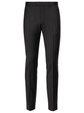 Joop! Joop! Spoločenské nohavice 30003106 Čierna Slim Fit