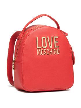 LOVE MOSCHINO LOVE MOSCHINO Ruksak JC4101PP1CLJ050A Červená