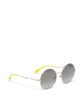 Levi's® Levi's® Okulary przeciwsłoneczne 1011.S.DYG.FQ Srebrny