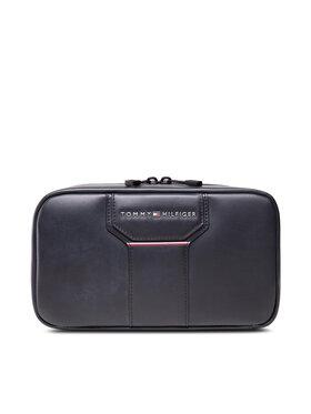 Tommy Hilfiger Tommy Hilfiger Kosmetický kufřík Th Commputer Tech Pouch AM0AM07622 Černá