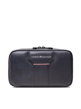 Tommy Hilfiger Tommy Hilfiger Pochette per cosmetici Th Commputer Tech Pouch AM0AM07622 Nero