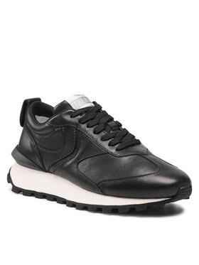 Voile Blanche Voile Blanche Sneakersy Qwark Man 0012016270.01.0A01 Czarny
