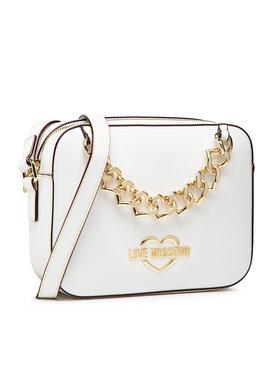 LOVE MOSCHINO LOVE MOSCHINO Handtasche JC4195PP1DLK0100 Weiß