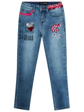 Desigual Desigual Jeans Gomez 20WGDD09 Blau Slim Fit