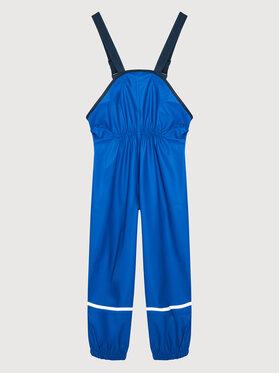Playshoes Playshoes Spodnie przeciwdeszczowe 405424 D Niebieski Regular Fit
