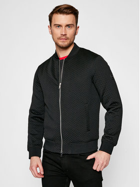 Armani Exchange Armani Exchange Bomber 3KZBFW ZJT4Z 1200 Nero Regular Fit