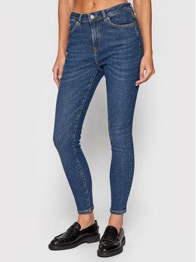 Selected Femme Selected Femme Jean 16077554 Bleu Skinny Fit