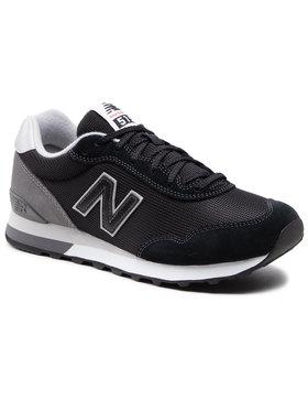 New Balance New Balance Sneakersy ML515RB3 Čierna