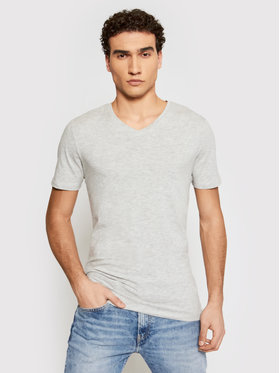 Only & Sons ONLY & SONS T-Shirt Basic 22020799 Grau Slim Fit