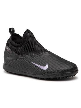 Nike Nike Обувки Jr Phantom Vsn 2 Academy Df Tf CD4078 010 Черен