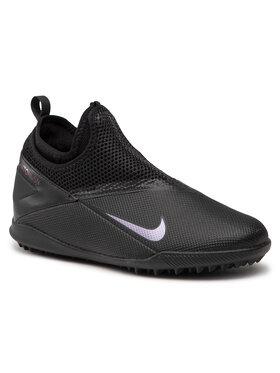 Nike Nike Topánky Jr Phantom Vsn 2 Academy Df Tf CD4078 010 Čierna
