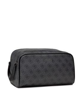 Guess Guess Kosmetický kufřík Vezzola (4G Print) HMVEZL P1342 Černá